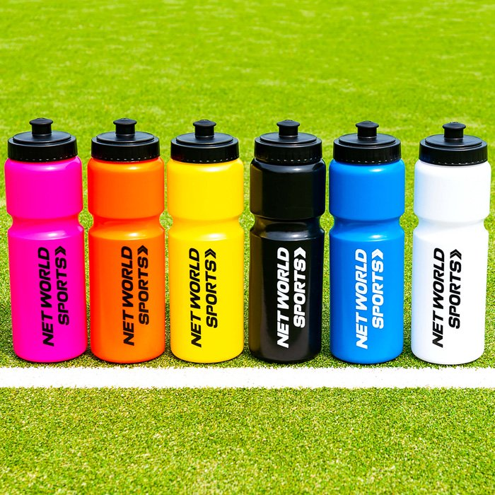 BPA Free Soft Squeeze Water Bottles In A Variety Of Colors